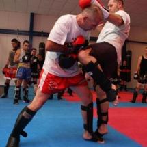 Kickboksen Leeuwarden KYOKU Gym 13