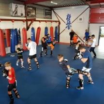 Kickboksen Leeuwarden KYOKU Gym 3