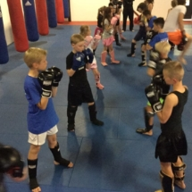 Kickboksen Leeuwarden KYOKU Gym 7