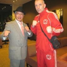 Kickboksen Leeuwarden KYOKU Gym Fujiwara.