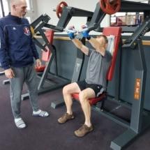 Kickboksen Leeuwarden KYOKU Gym fitness 3